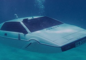 James Bond Lotus Esprit Submarine Sports Car Goes Up For Auction