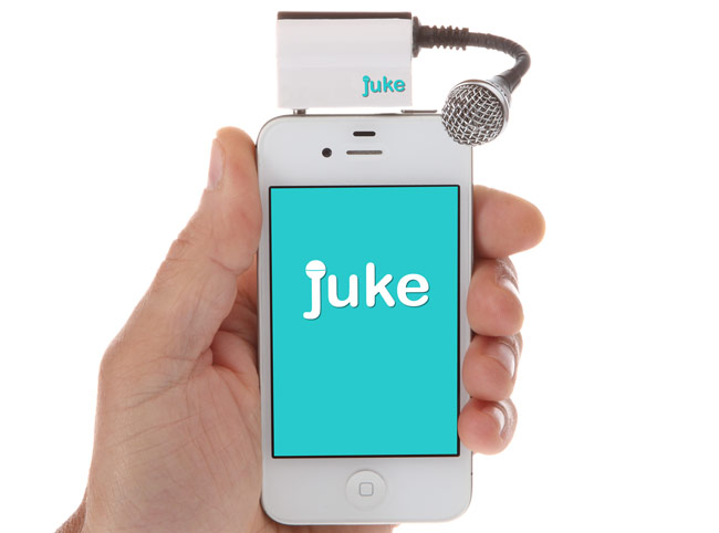 Juke Kickstarter