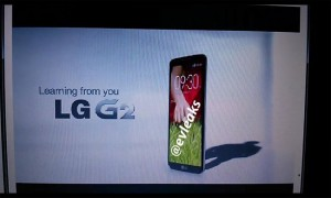 LG G2 Appears In Benchmarks