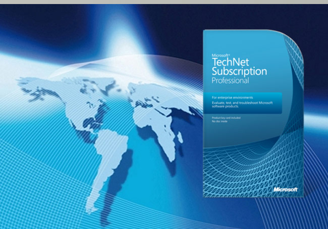 Microsoft TechNet Subscriptions