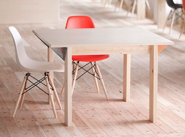 Mozilla Open Source Furniture