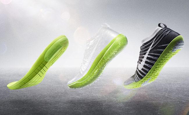 Nike Free Hyperfeel $175 Running Shoe Unveiled (video)