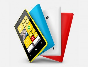 Nokia Lumia 520 Available for £79.95 In UK on Pay as you go