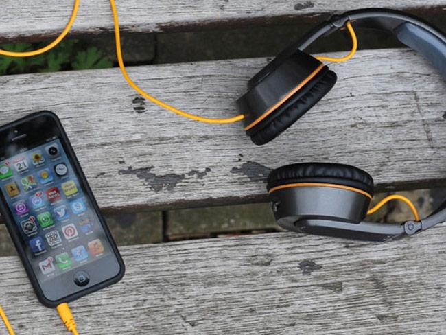 OnBeat Solar Headphones