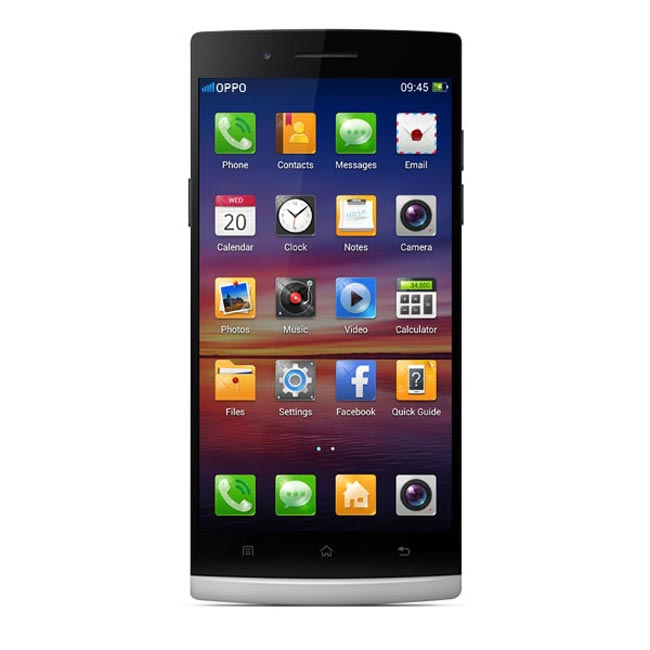 Oppo Find 5 Gets Qualcomm Snapdragon 600 Processor In China