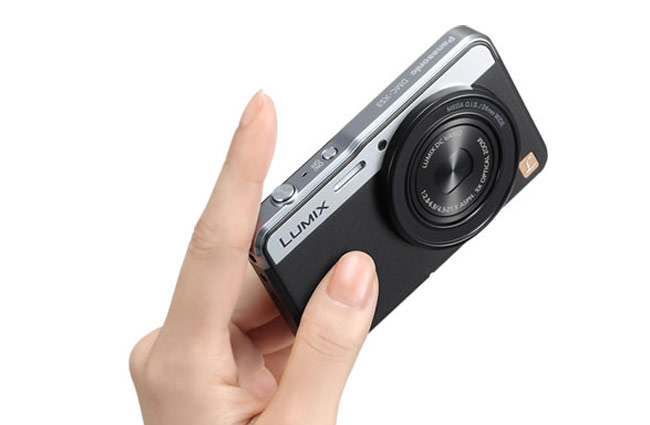 Panasonic DMC-XS3 Digital Compact Camera Unveiled