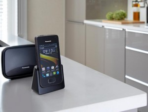 Panasonic KX-PRX120 Android Home Phone Announced