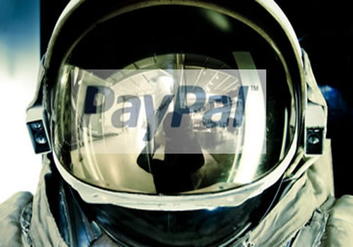 Paypal space