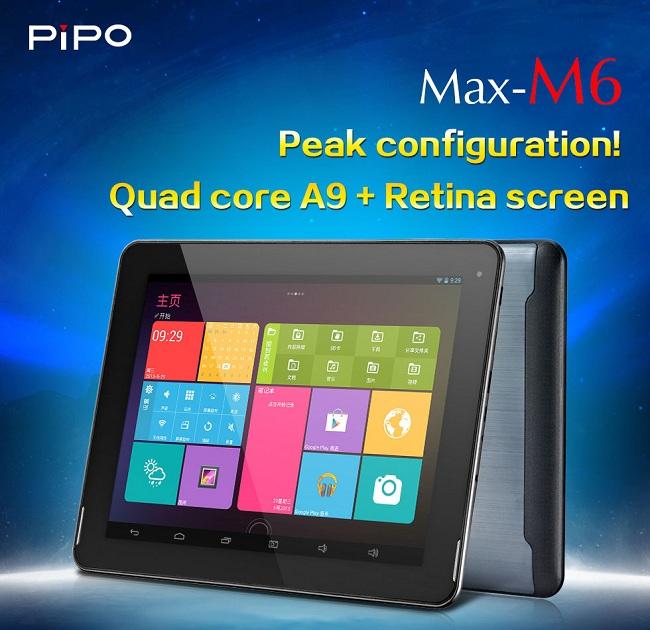 Pipo Max M6