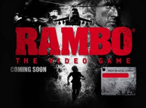 Rambo The Video Game, First GamePlay Trailer Released (video)