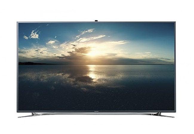 Samsung's 4K Ultra HDTV