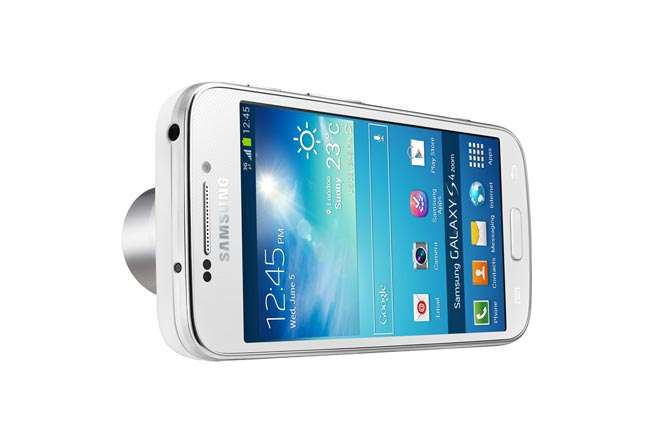 Samsung Galaxy S4 Zoom TV Commercial Released (Video)