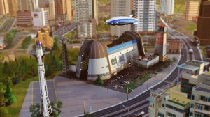 SimCity Airship Set Takes To The Air For £6 (video)