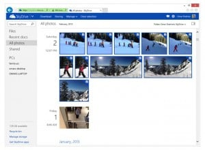 SkyDrive Update Adds New Photo And Sharing Features