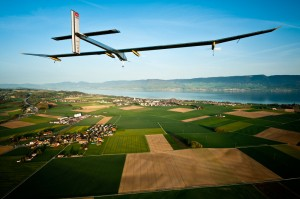 Solar Impulse Finishes Its Trek