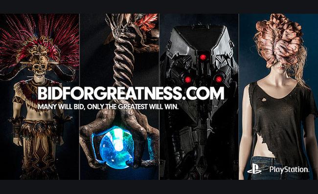 Sony Bid for Greatness