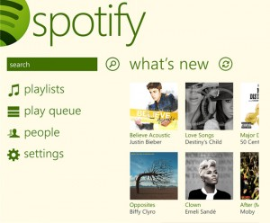 "Spotify Windows Phone 8 ""Big"" Update Rolls Out Today"