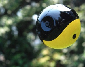 Squito Throwable Ball Camera Granted Patent (video)