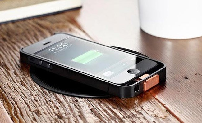 Starbucks Wireless Charging