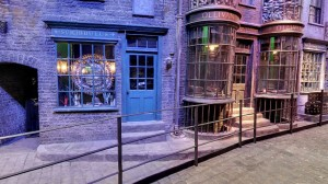 Diagon Alley on Street View