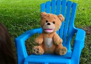World's First Natural Talking Supertoy Teddy Bear Hits Kickstarter (video)