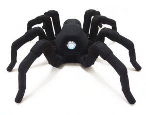 Robugtix's 3D-printed T8 Spiderbot Creeps Out For $1,350 (video)