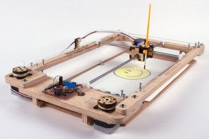 WaterColorBot Provides A More Natural Approach To Printing (video)