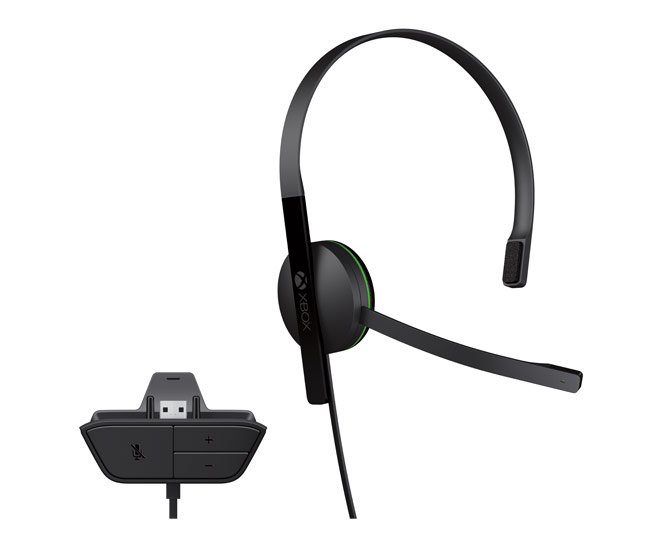 Microsoft Xbox One Console Will Now Include A Headset At Launch