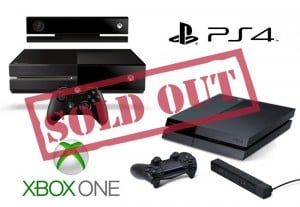 Xbox One And PS4 Next Generation Consoles Sold Out At Amazon