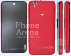 ZTE U988S Tegra 4 Android Smartphone Leaked