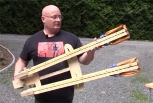 Zombie Capture Kit Created By Slingshot Master Joerg Sprave (video)