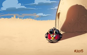 A New Angry Birds Game Expected to Hit the App Store on July 15