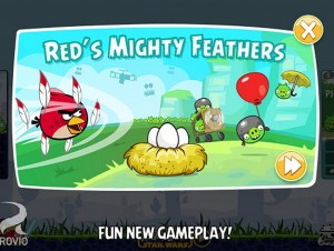 Classic Angry Birds for iPhone and Android gets a new episode