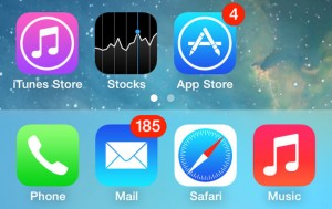 Apple iOS 7 Beta Bug Makes Stock App Disappear (Video)