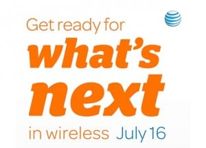 AT&T Teases 'Whats Next in Wireless' Announcement For July 16th