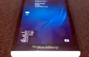 BlackBerry A10 BlackBerry 10 Smartphone Leaked