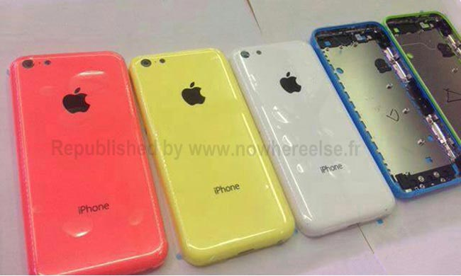 More Budget iPhone Photos Appear Online