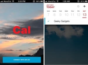 Cal for iPhone