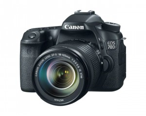Canon EOS 70D Sample Footage Released (video)