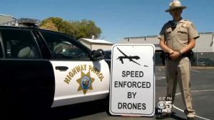 Speed Enforcement Drones?!