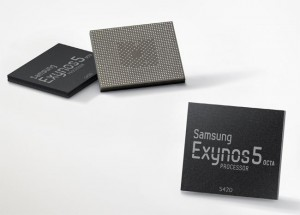 Samsung Galaxy Note 3 Exynos 5 Octa 5420 Processor Gets Official