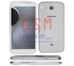 Samsung Galaxy Mega 5.8 DUOS Leaked