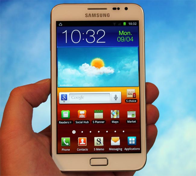 Samsung Galaxy Note 3 Rumors