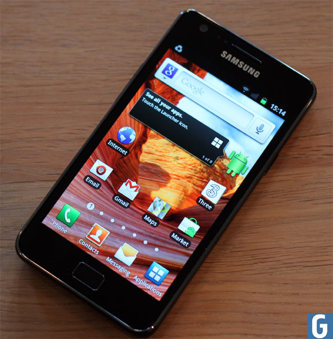 Samsung Galaxy S2 To Stay On Android 4.1.2
