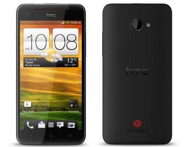 HTC Butterfly Android 4.2 Update