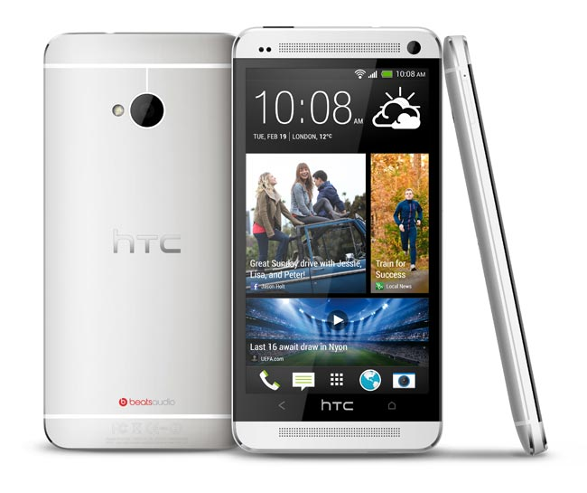 Rumor: HTC One to Launch in Blue on Verizon?
