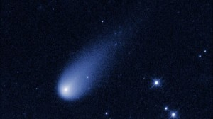 Hubble Captures Comet ISON Putting on Its Own Fireworks Show in Space