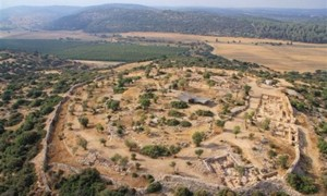 Archaeologists Discover King David's Palace