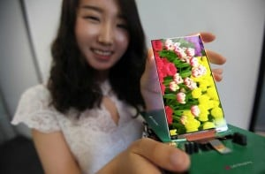 LG Optimus G2 To Feature 2.2mm Thin 5.2 Inch 1080p LCD Display