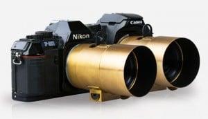 Petzval Lomography DSLR lens hits Kickstarter